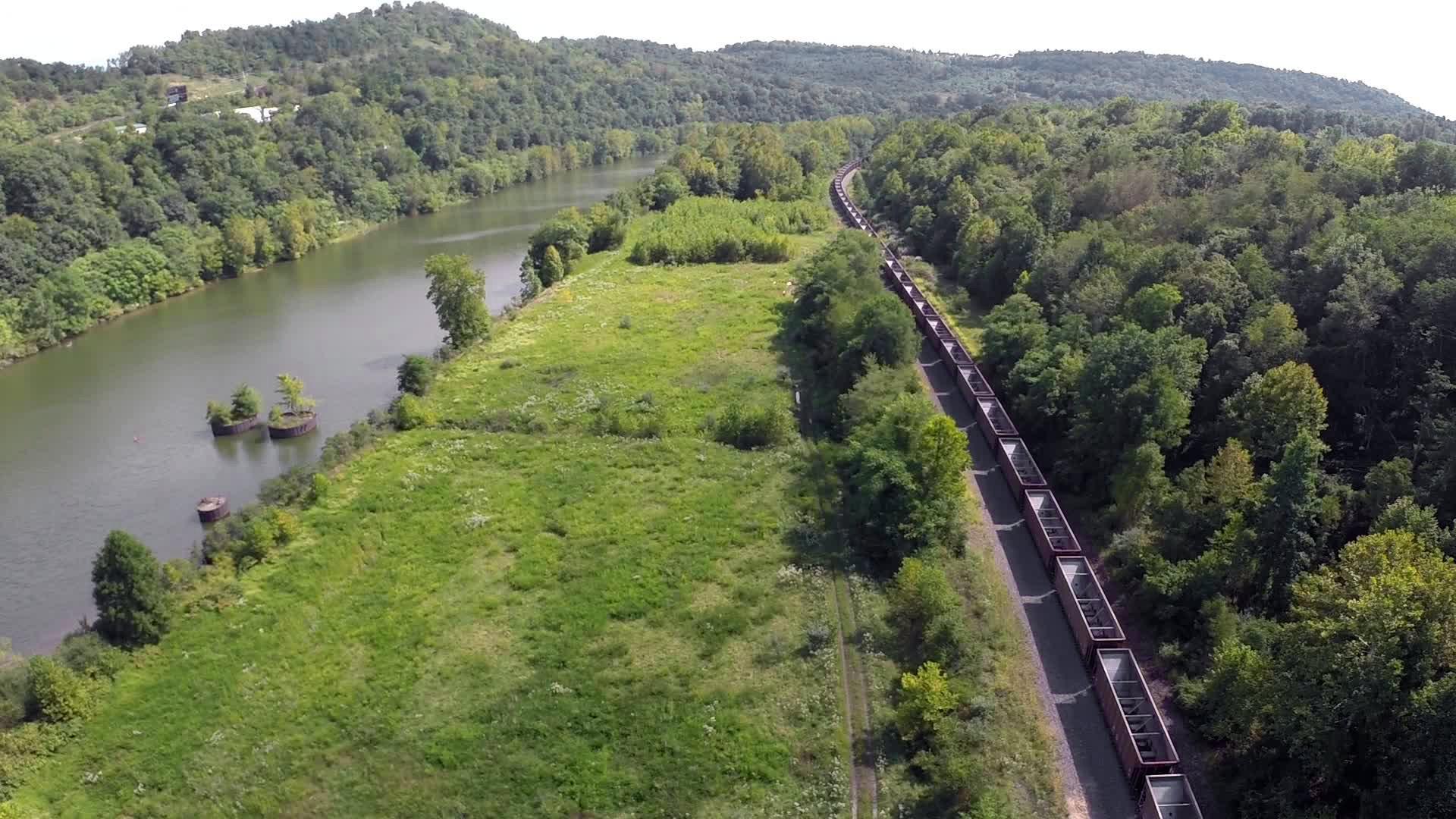 Morgantown Industrial Park Rail Access